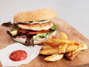 TGW burger-Thank god it´s weekday