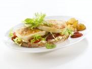 Lofoten Hjemmelaget Fiskepudding på sandwich