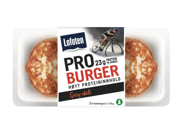 Lofoten PROburger Spicy Chili