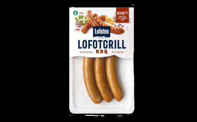 Lofotgrill BBQ