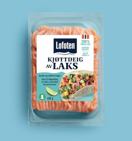 Lofoten Kjøttdeig av laks